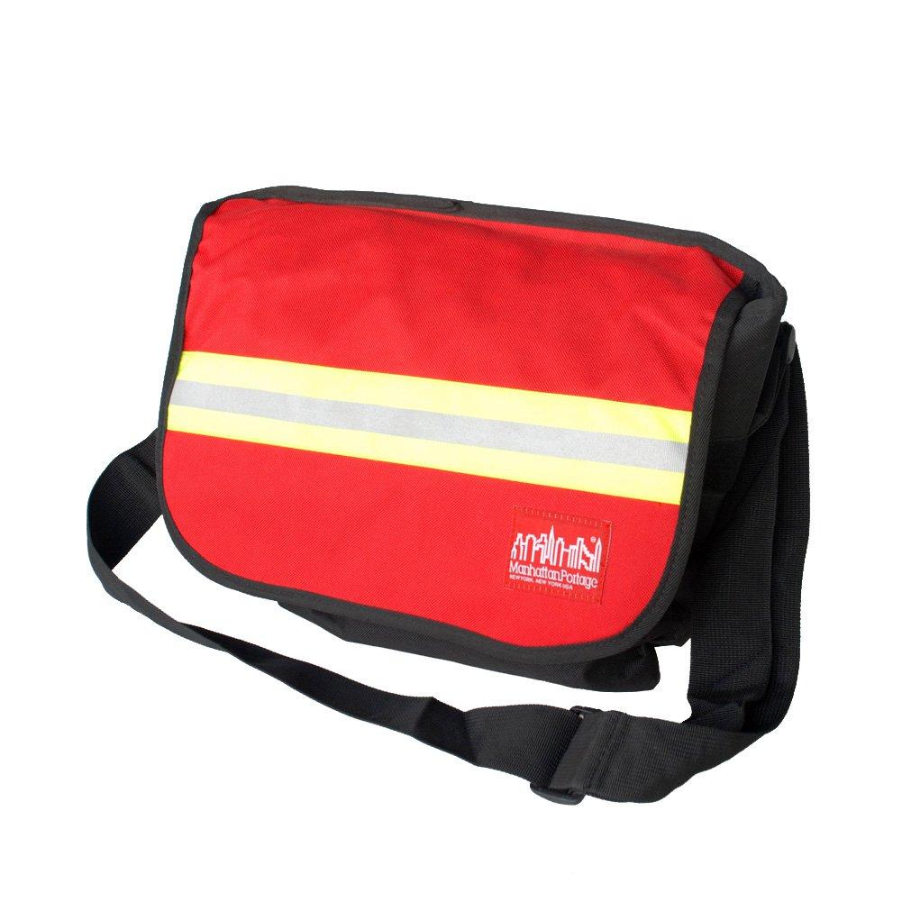 MB-SM527-RED[Reflective Vintage - Red] Multi-Purposes Messenger Bag / Shoulder Bag