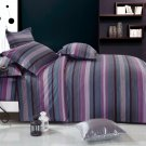 MF01072-3 [Vineyard Dream] 100% Cotton 4PC Comforter Cover/Duvet Cover Combo (Queen Size)