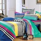 CFRS(MF77-3/CFR01-3) [Fairyland] Luxury 5PC Comforter Set Combo 300GSM (Queen Size)
