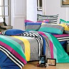 CFRS(MF77-4/CFR01-4) [Fairyland] Luxury 5PC Comforter Set Combo 300GSM (King Size)