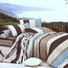 CFRS(ZT06-1/CFR01-1) [Wonderful Life] Luxury 4PC Comforter Set Combo 300GSM (Twin Size)
