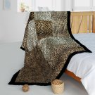 ONITIVA-BLK-092 [Hug Sunlights] Patchwork Throw Blanket (61 by 86.6 inches)