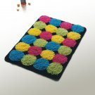 NAOMI-DA6117 [Cupcakes] Kids Room Rugs (15.7 by 23.6 inches)