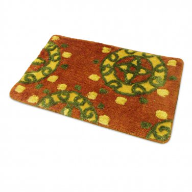 NAOMI-DD6914A [Funny Navigation] Beautiful Home Rugs (19.7 by 31.5 inches)