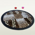 onitiva-rug01022-cir [Contemporary] Patchwork Rugs (35.4 by 35.4 inches)