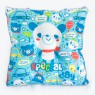 BN-CC002 [Special Day - Panda] Chair Seat Cushion / Chair Pad (15.8 by 15.8 inches)