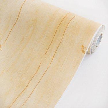 AIH-P1132-4-Roll Succinct Flower - Self-Adhesive Wallpaper Home Decor(Roll)