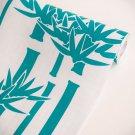 AIH-C1046-Roll Green Bamboo - Self-Adhesive Printed Window Film Home Decor(Roll)