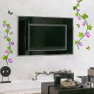 HEMU-HL-1261 Dancing Butterflies - Wall Decals Stickers Appliques Home Decor