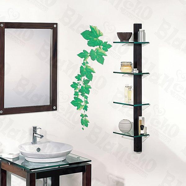 HEMU-HL-1262 Green Vine - Wall Decals Stickers Appliques Home Decor