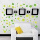 HEMU-HL-2123 Spring Blossoms - Large Wall Decals Stickers Appliques Home Decor