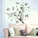 HEMU-HL-2176 Sakura Sake - Large Wall Decals Stickers Appliques Home Decor