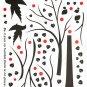 HEMU-HL-2179 Pandora Tree - Large Wall Decals Stickers Appliques Home Decor