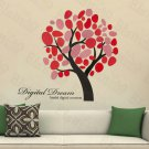 HEMU-HL-2181 Creative tree - Large Wall Decals Stickers Appliques Home Decor