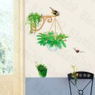 HEMU-HL-5613 Ivy Garden - Large Wall Decals Stickers Appliques Home Decor