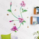 HEMU-HL-6839 Spring Garden - X-Large Wall Decals Stickers Appliques Home Decor