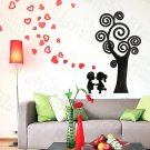 HEMU-HL-912 Youngsters Love - Wall Decals Stickers Appliques Home Decor