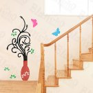 HEMU-HL-924 Magic Vase - Wall Decals Stickers Appliques Home Decor