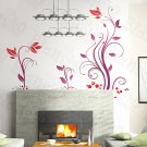 HEMU-HL-930 Rattan - Wall Decals Stickers Appliques Home Decor
