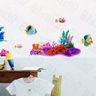 HEMU-HL-936A Aquarium - Wall Decals Stickers Appliques Home Decor
