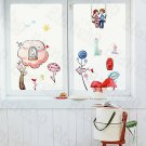 HEMU-HL-986 Shall We?-1 - Wall Decals Stickers Appliques Home Decor
