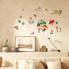 HEMU-HL-988 Shall We?-3 - Wall Decals Stickers Appliques Home Decor