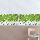 HEMU-LB-1641 Green Garden 3 - Wall Decals Stickers Appliques Home Decor