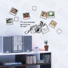 HEMU-LB-1821 Dairy - Wall Decals Stickers Appliques Home Decor