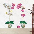 HEMU-LD-8018 Elegant Garden - Wall Decals Stickers Appliques Home Decor