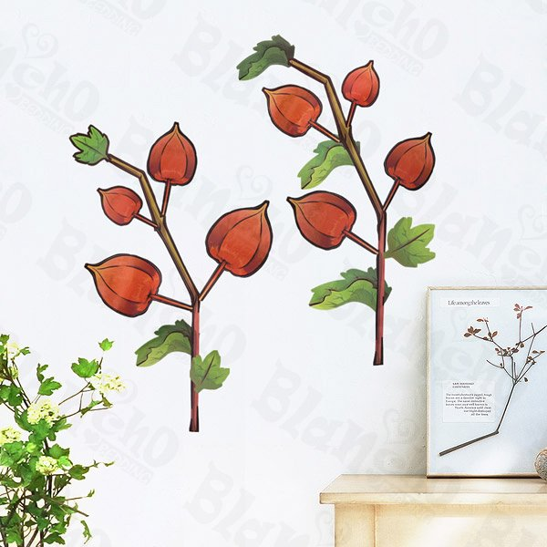HEMU-LD-8032 Summer - Wall Decals Stickers Appliques Home Decor