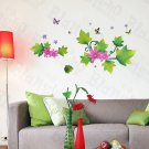 HEMU-LD-8077 Flowers Pile - Wall Decals Stickers Appliques Home Decor