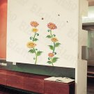HEMU-LD-8078 Flourish Pile - Wall Decals Stickers Appliques Home Decor