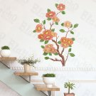 HEMU-LD-8105 Spring Flowers - Wall Decals Stickers Appliques Home Decor