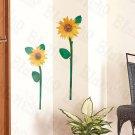 HEMU-SH-8067 Waving - Wall Decals Stickers Appliques Home Decor