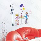 HEMU-SH-842 Cold Weather - Wall Decals Stickers Appliques Home Decor