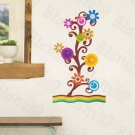 HEMU-SH-848 Varied Bloom - Wall Decals Stickers Appliques Home Decor