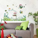 HEMU-XS-036 Dreamland - Large Wall Decals Stickers Appliques Home Decor