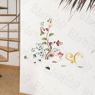 HEMU-XS-040 Spirit Branch - Large Wall Decals Stickers Appliques Home Decor