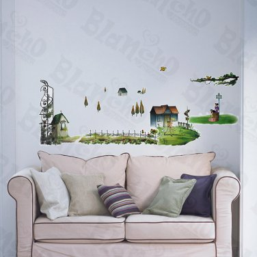 HEMU-ZS-052 Sky Home - Wall Decals Stickers Appliques Home Decor
