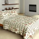 QTS-WB8116-23 [Dance Of The Fireflies] Cotton 3PC Patchwork Quilt Set (Full/Queen Size)