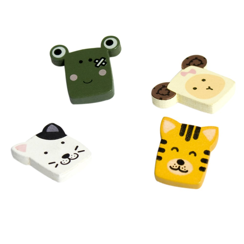 HC-RM001-SCCD[Lovely Animals-2] - Refrigerator Magnets / Animal Magnets