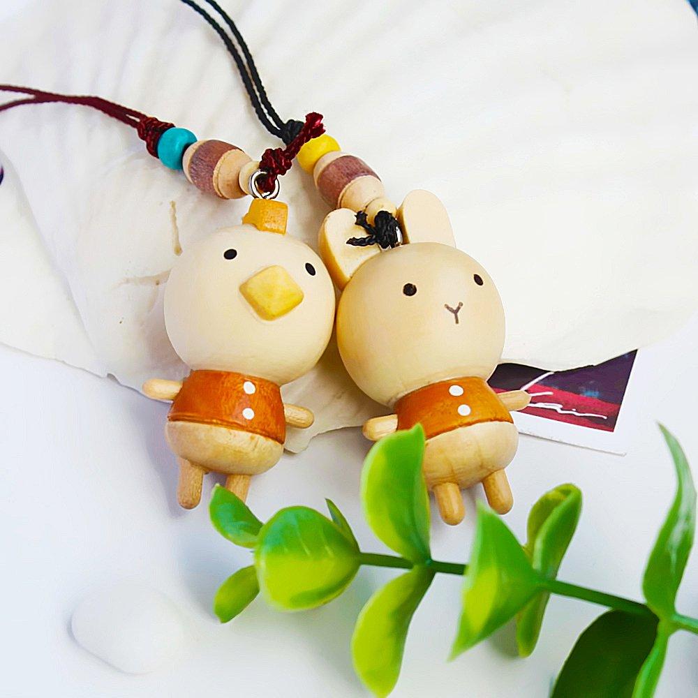 HC-C012-CHRA[Animal Paradise-4] - Cell Phone Charm Strap / Camera Charm Strap / Handbags Charms