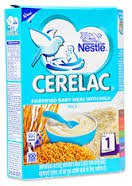 """2 LOT X Nestle Cerelac Rice Stage 1 Fortified Baby RICE FLAVOUR""""6 Months"""