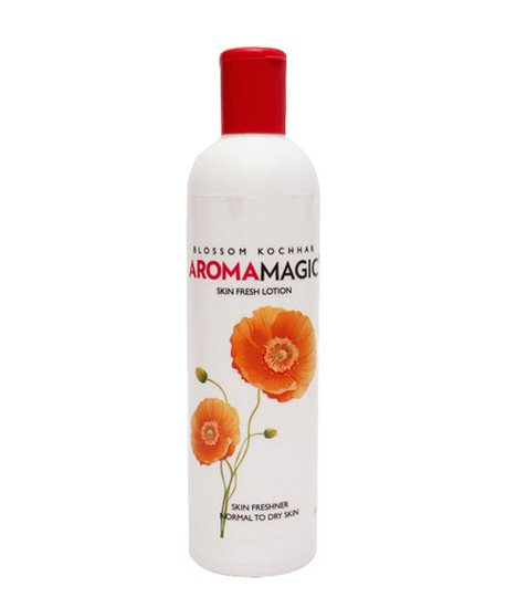 2 LOT X Aroma Magic Skin Fresh Lotion (210 ml X 2)