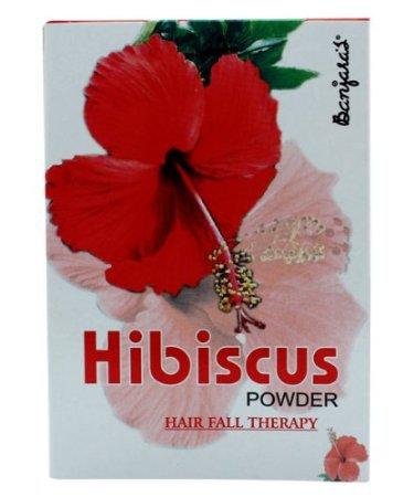 3 Lot X Banjara's Hibiscus Powder 100gm