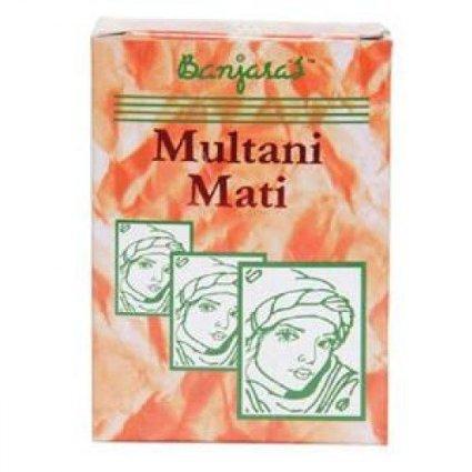 3 X Multani Mati Face Pack - 100 Gm X 3