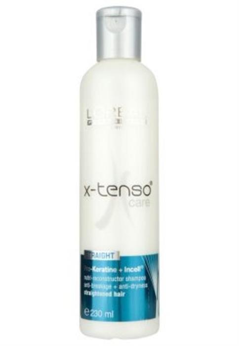 2 X Loreal Professionnel Xtenso Care Straight Shampoo - 230 Ml X 2