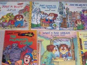 8 Mercer Mayer Children  Book Lot L@@K