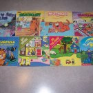 8 Children Books  Lot Assorted