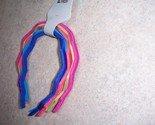 5pk Riviera Headbands Multi Colors NWT Free Shipping